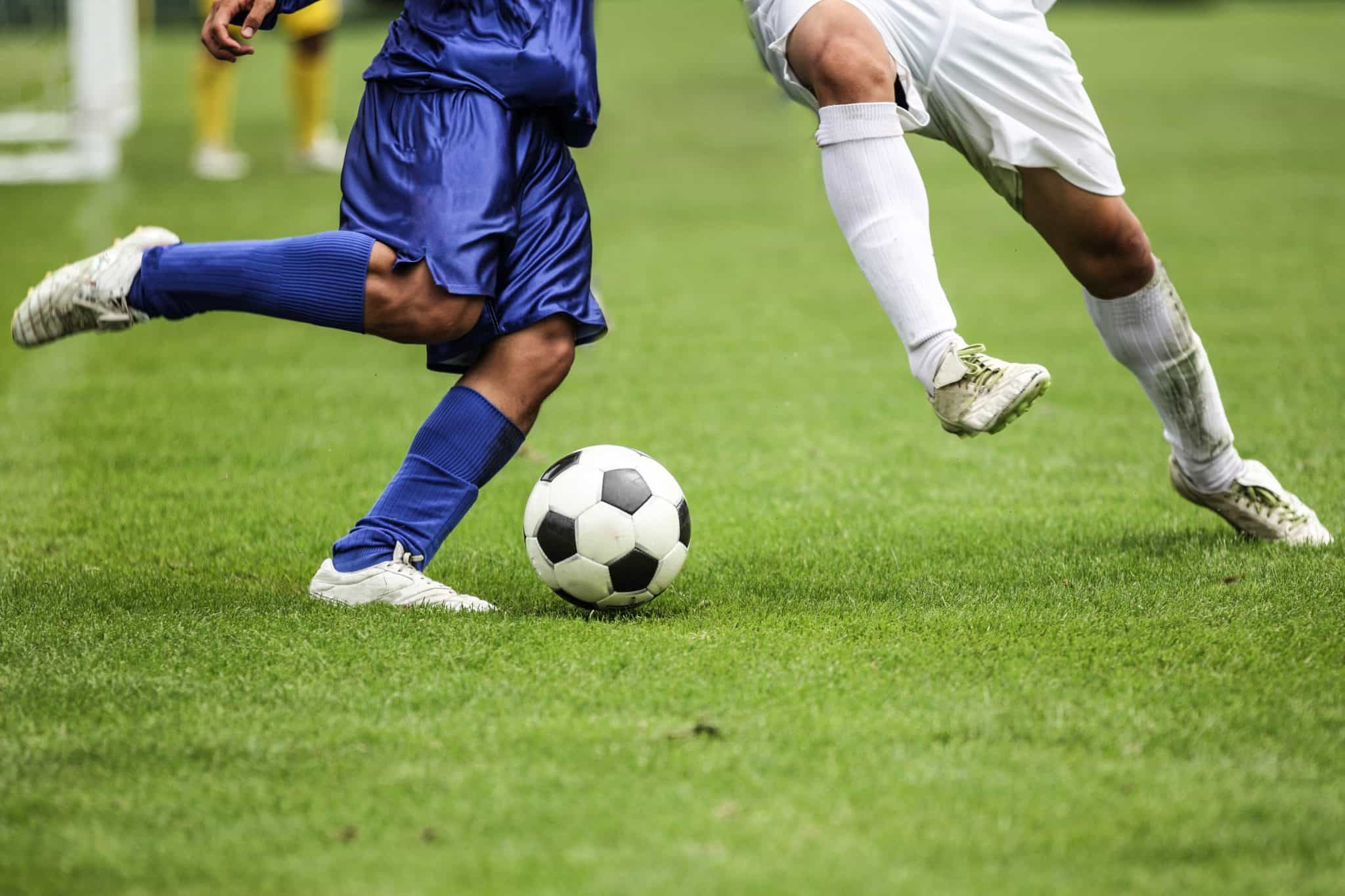 How to Defend in Soccer