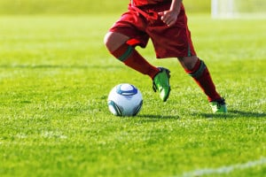 How to Control a Soccer Ball