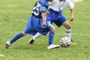 Soccer Center Midfielder