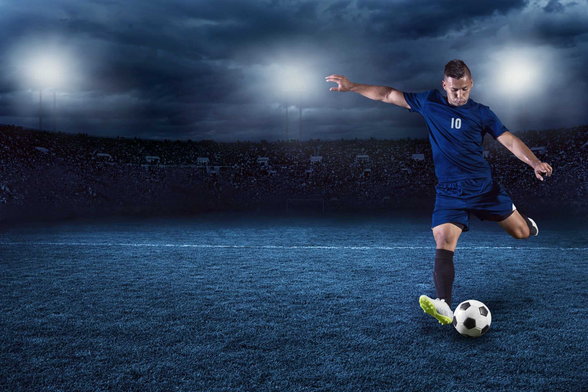 How to Shoot a Soccer Ball