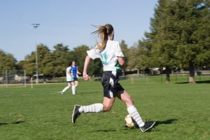 Speed in Soccer