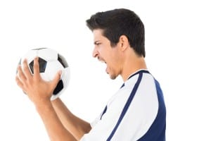 How to Become Less Nervous Before a Soccer Game or Tryout