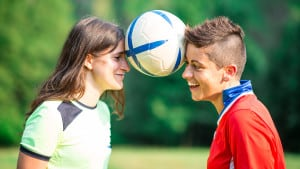 How to Develop Confidence on the Soccer Field