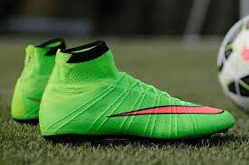 Cristiano Ronaldo's Cleats