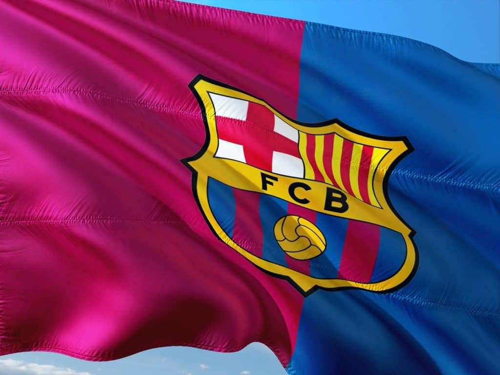 Barcelona's team