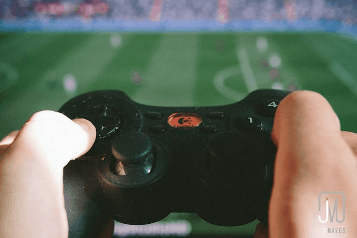 Playing video games can help improve your soccer skills.